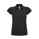B&C Ladies Heavymill Pique Polo Shirt