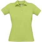 B&C Ladies Safran Pure Pique Polo Shirt
