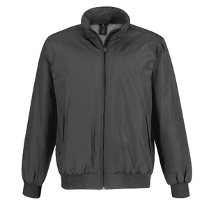 B&C Men's Crew Bomber Jacket