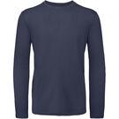 B&C Men's Organic Inspire Long Sleeve T-Shirt