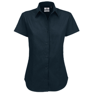 B&C Sharp Women's Short Sleeve Shirt