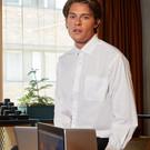 B&C Smart Men's Long Sleeve Shirt