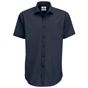 B&C Smart Men's Short Sleeve Shirt