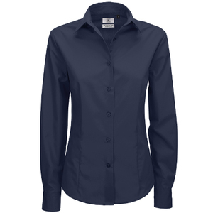 B&C Smart Women's Long Sleeve Shirt