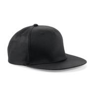 Beechfield 5 Panel Snapback Rapper Cap. View brand information 7cbe489e3d95