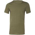 Bella+Canvas Jersey Raw Neck T-Shirt