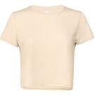 Bella+Canvas Women's Flowy Cropped T-Shirt