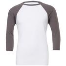 Bella+Canvas Triblend 3/4 Sleeve Baseball T-Shirt