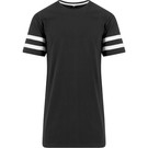 Build Your Brand Stripe Jersey Tee