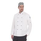 Dennys Lightweight Long Sleeve Chefs Jacket