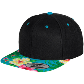 Flexfit by Yupoong Fashion Print Snapback