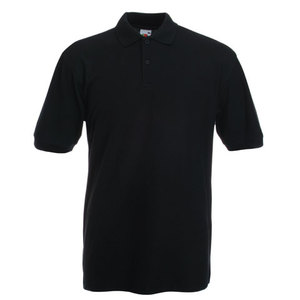 Fruit Of The Loom Premium 100% Cotton Pique Polo