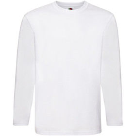 Fruit of the Loom T-Shirt Super Premium Long Sleeve