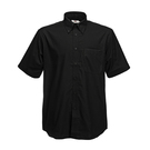 Fruit of the Loom Shirt Short Sleeve Oxford