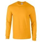 Gildan Mens Heavyweight Long Sleeve T-shirt