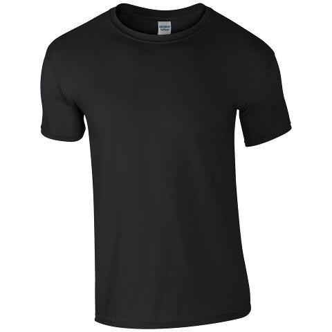 Gildan Men's Ring Spun, SoftStyle T-Shirt