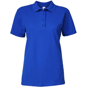 Gildan Women's Softstyle Double Pique Polo