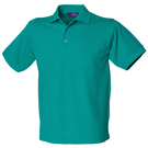 Henbury 65/35 Classic pique shirt