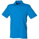 Henbury Stretch Pique Polo Shirt