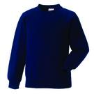 Jerzees Schoolgear Raglan Sleeve Sweatshirt