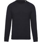 Kariban Organic Cotton Crew Neck Raglan Sleeve Sweatshirt