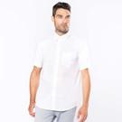 Kariban Short Sleeve Easycare Oxford Shirt