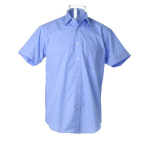 Kustom Kit Men's Short Sleeve Business Shirt