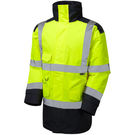Leo Workwear Contrast Tawstock Executive Jacket