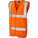 Leo Workwear Tarka Hi-Vis Waistcoat