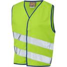Leo Workwear Neonstars Children's Waistcoat