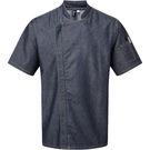 Premier Chef's Zip-Close Short Sleeve Jacket