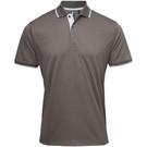 Premier Contrast Coolchecker Polo Shirt