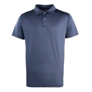 Premier coolchecker stud pique polo shirt for Order custom polo shirts