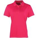 Premier Ladies Coolchecker Pique Polo
