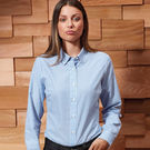 Premier Women's Maxton Check Long Sleeve Shirt