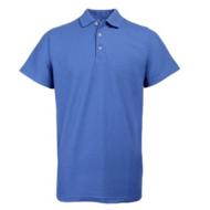 RTY Heavyweight Workwear Pique Polo Shirt
