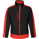 Regatta Jacket Softshell Contrast 3-Layer Printable