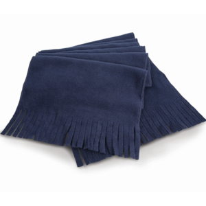Result Active Fleece Tassel Scarf