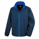 Result Core Printable Softshell Jacket