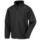 Result Recycled Men's 2-layer Printable Softshell Jacket