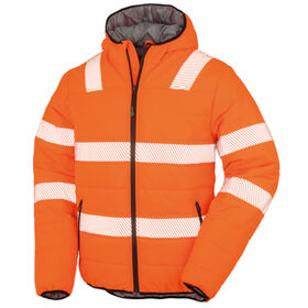 Result Recycled Ripstop Padded Safety Jacket