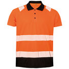 Result Recycled Safety Polo