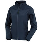 Result Recycled Women's 2-layer Printable Softshell Jacket