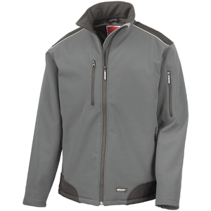 Result Ripstop Softshell Workwear Jacket