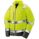 Result Soft Padded Safety Jacket