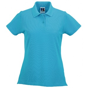Russell Ladies Cotton Pique Polo Shirt