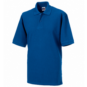 Russell Men's 100% Cotton Polo