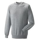 Russell Raglan Sleeve Sweatshirt