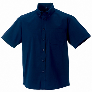 Russell Short sleeve Classic Twill Shirt