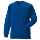 Russell V Neck Sweatshirt